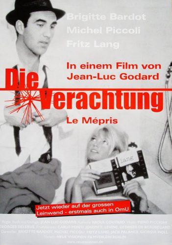Verachtung Film